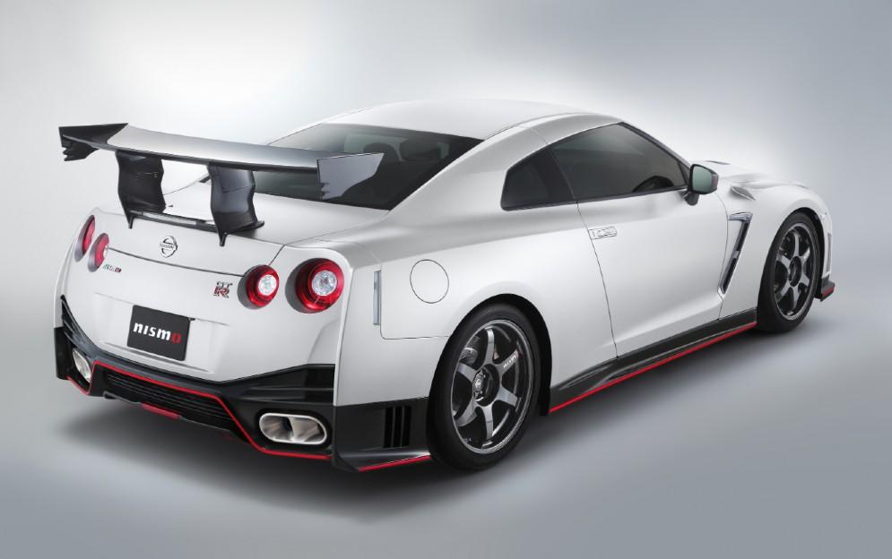 Nissan GT-R Nismo (R35)