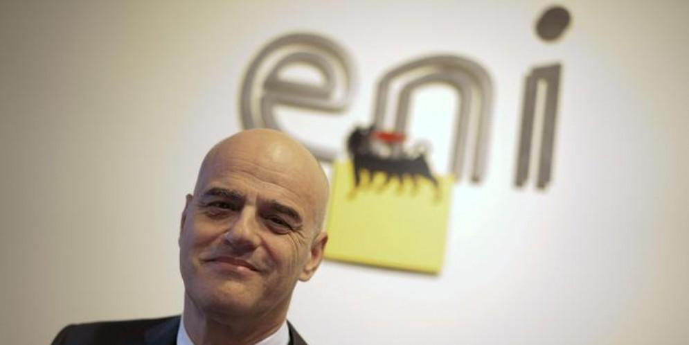 Claudio Descalzi, AD dell'ENI