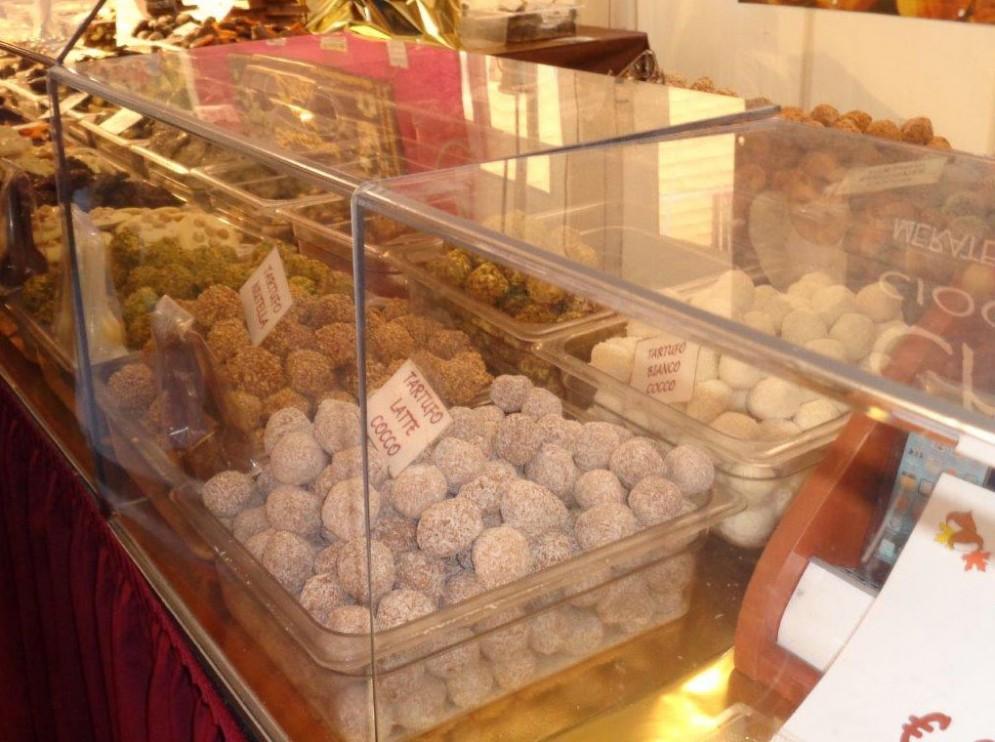 Cioccolato protagonista a Trieste