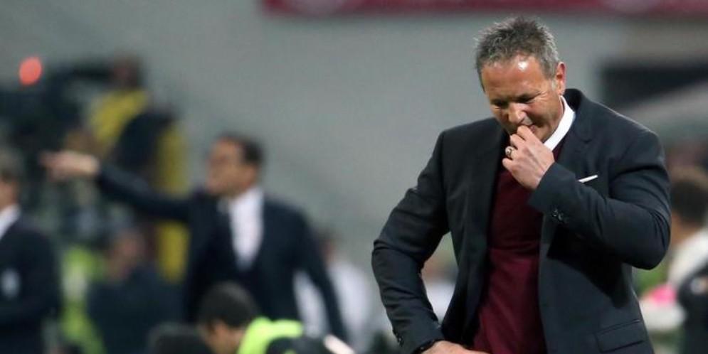 L'allenatore del Milan, Sinisa Mihajlovic