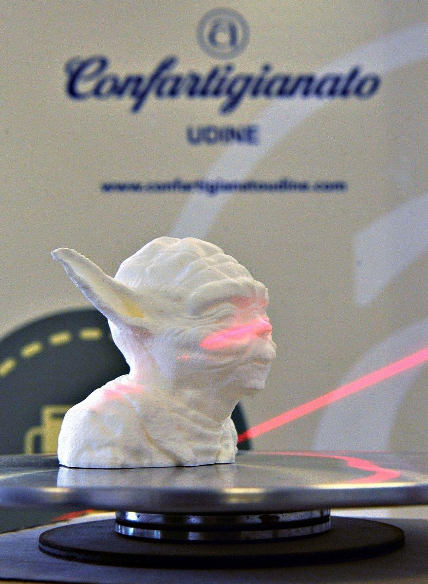 Grande successo per l'edizione 2015 di Udine 3D