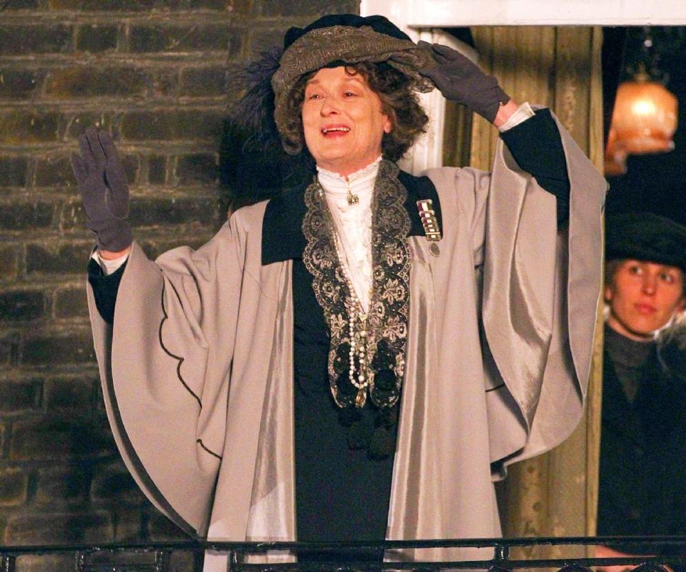 Meryl Streep in «Suffragette»