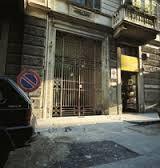 Altro cancello del ghetto in via Maria Vittoria