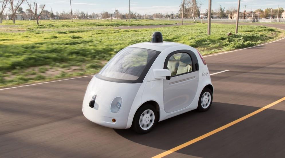 La Google Car sarà paragonata a un uomo