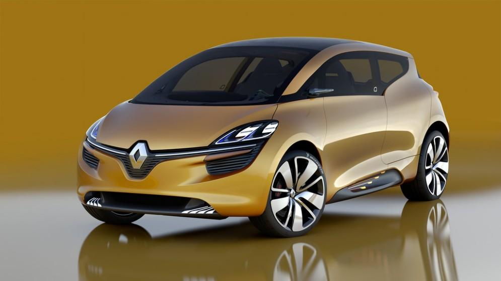 Renault Scenic quarta generazione