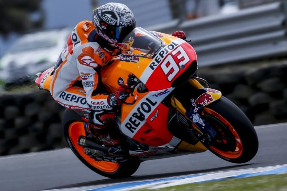Marc Marquez, il più veloce oggi