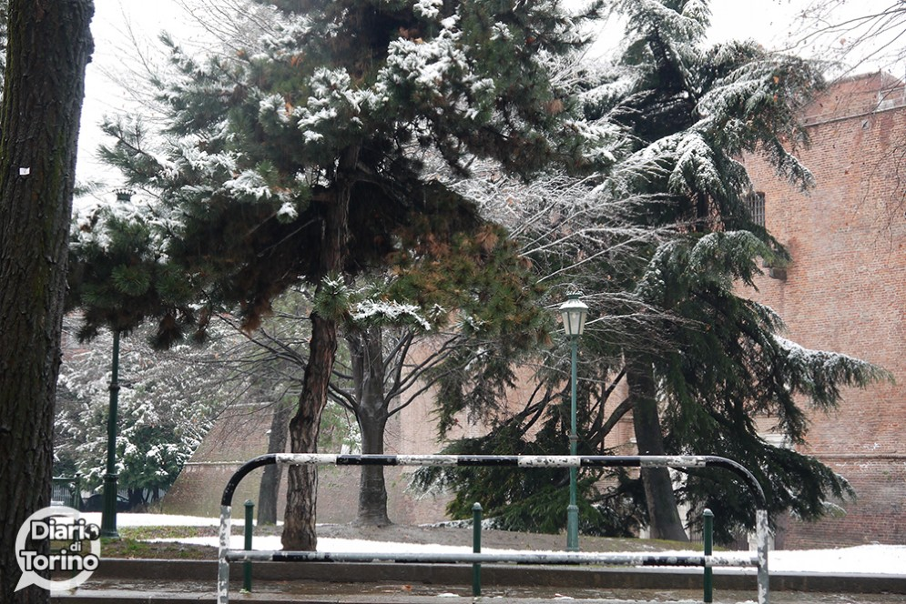 Neve a Torino 4