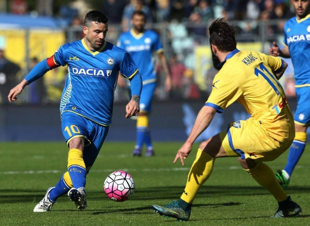 Non è bastato Di Natale all'Udinese (© Diario di Udine)