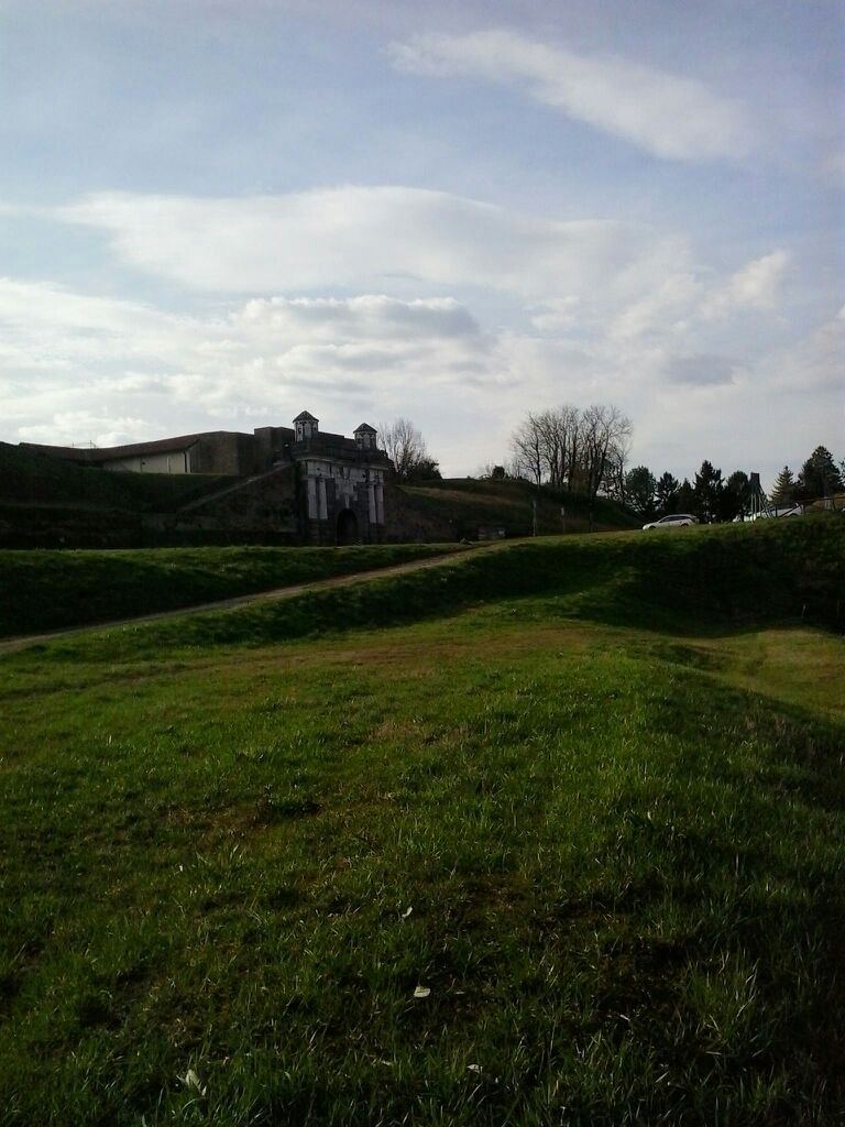 A passeggio fra le mura di Palmanova