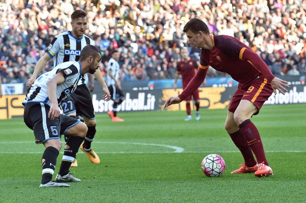 Le immagini di Udinese - Roma