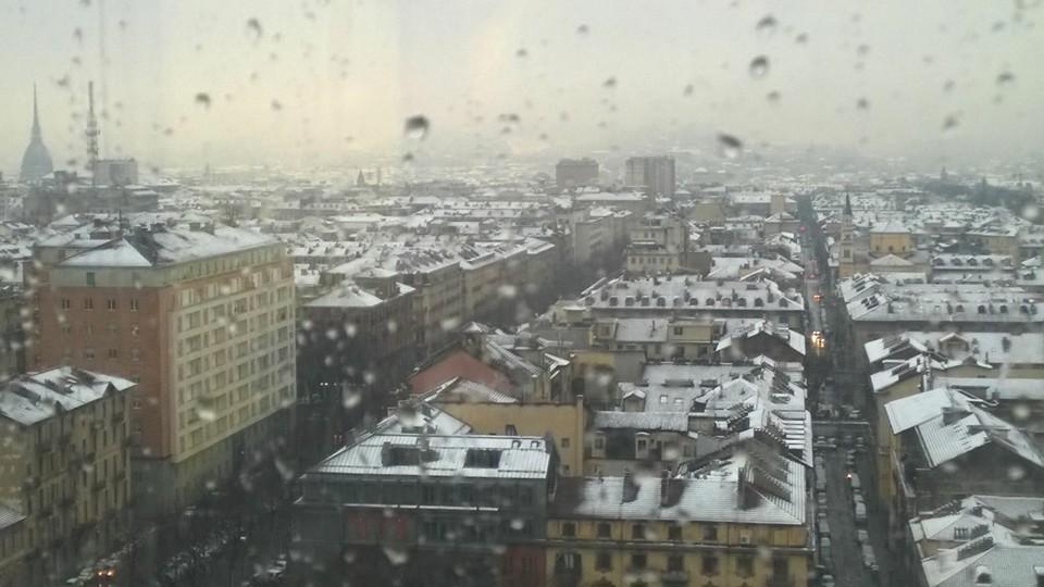 I tetti di Torino, Dino Parisotto