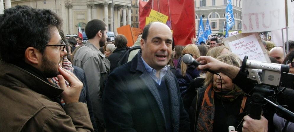 Nicola Zingaretti.