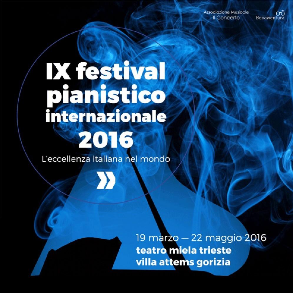 Nuova edizione per il Festival Pianistico Internazionale