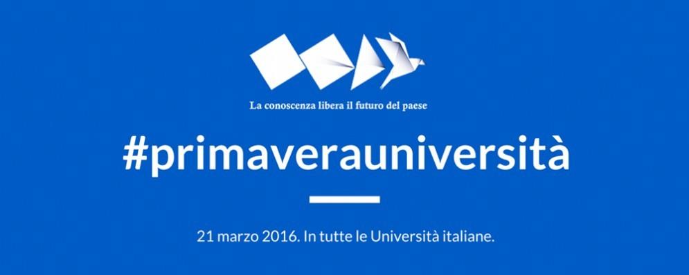 Il ruolo delle Università in Italia, discussione nazionale