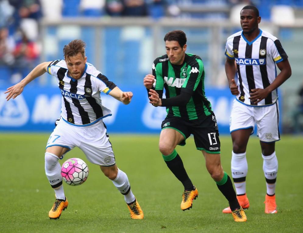 L'Udinese in Emilia