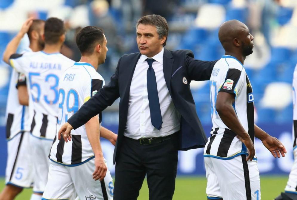 Soddisfatto De Canio al termine del match