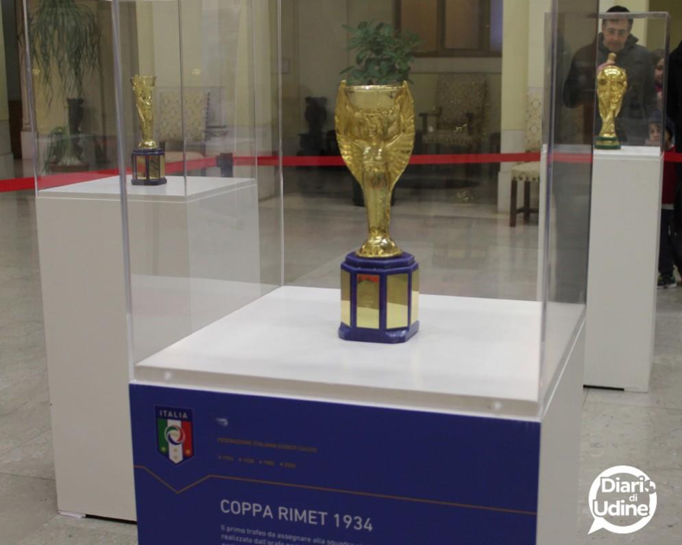 La prima Coppa vinta dalla Nazionale italiana