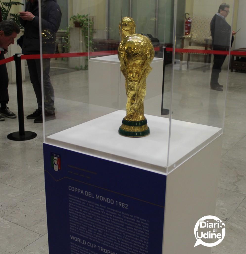 La mitica coppa del Mondiale 1982