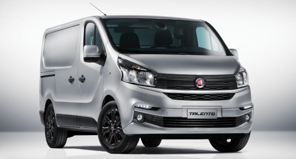 Sarà disponibile nelle versioni furgone, per trasporto persone, pianalato e Crew Cab (© Fiat Professional)