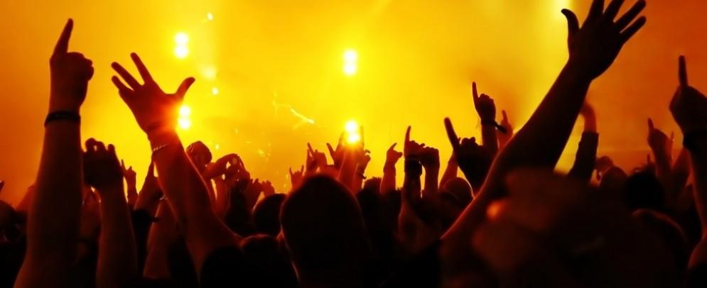Rave party (immagine di repertorio)