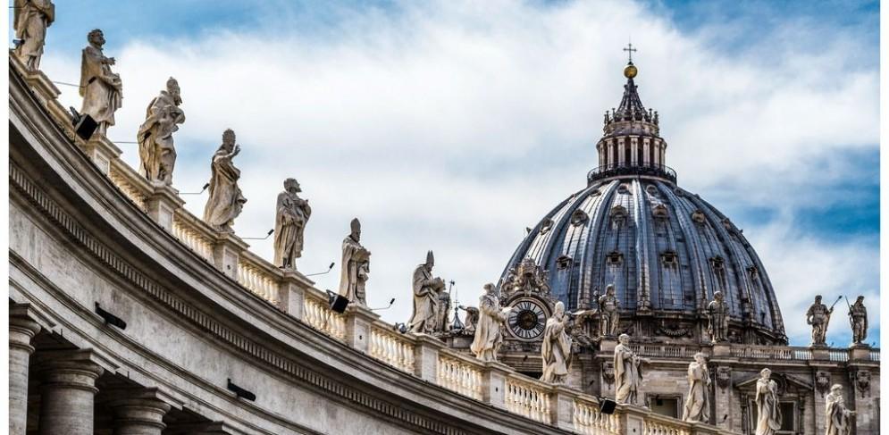 Il Vaticano, Roma.