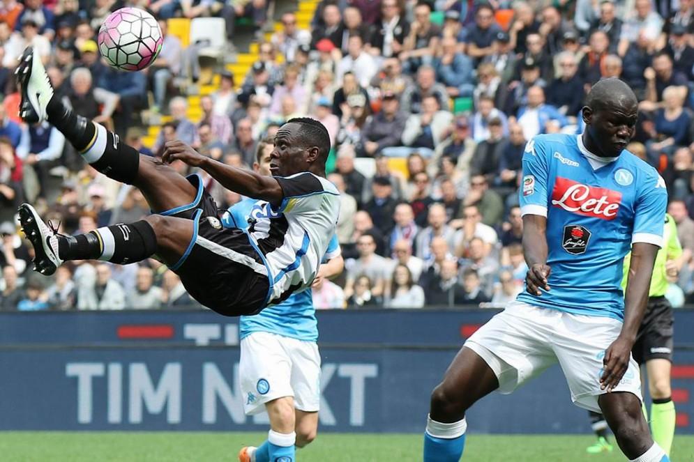 Le immagini della bella vittoria dell'Udinese