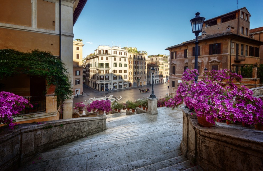 Roma più pulita con Ama e Retake