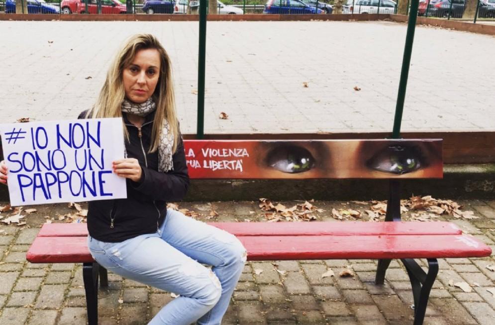 #iononsonounpappone Isabella Martelli