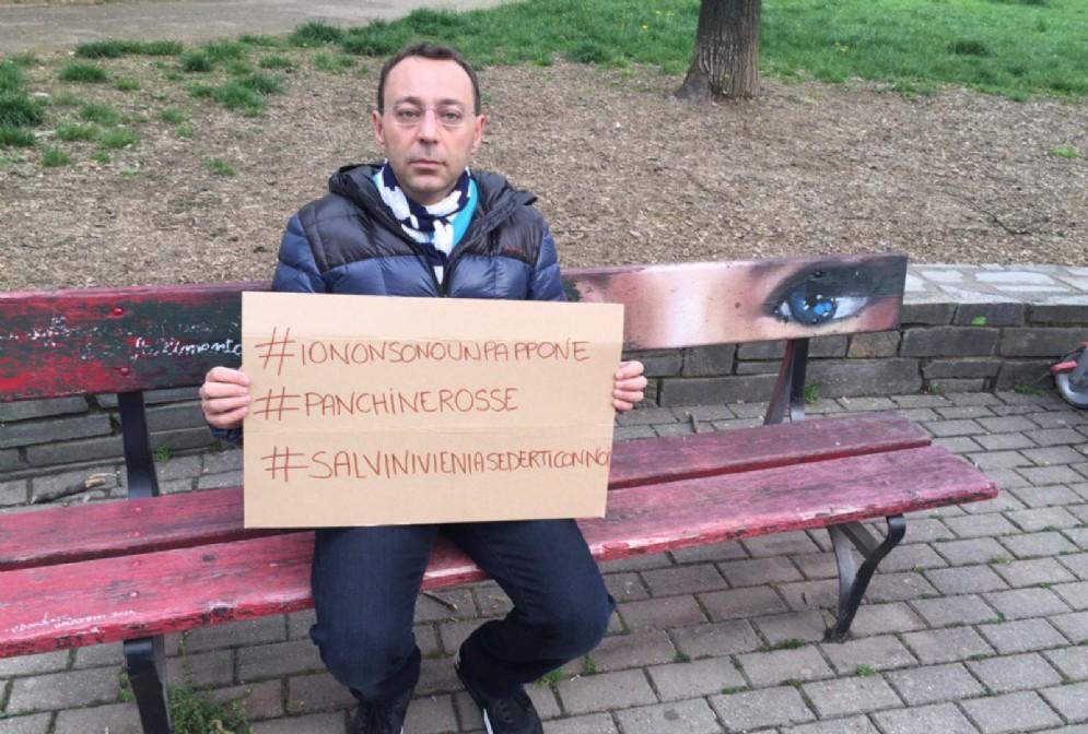 #iononsonounpappone Stefano Esposito