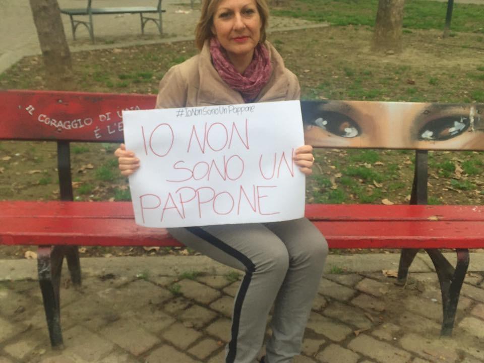 #iononsonounpappone Nadia Conticelli