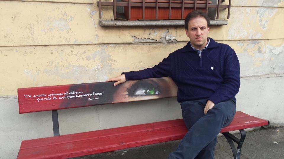 #iononsonounpappone Claudio Lubatti