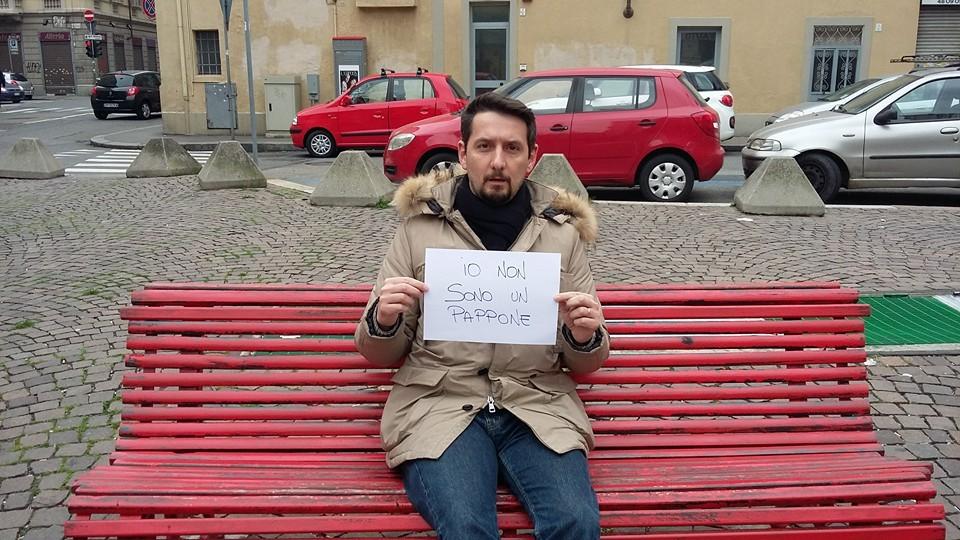 #iononsonounpappone Claudio Cerrato