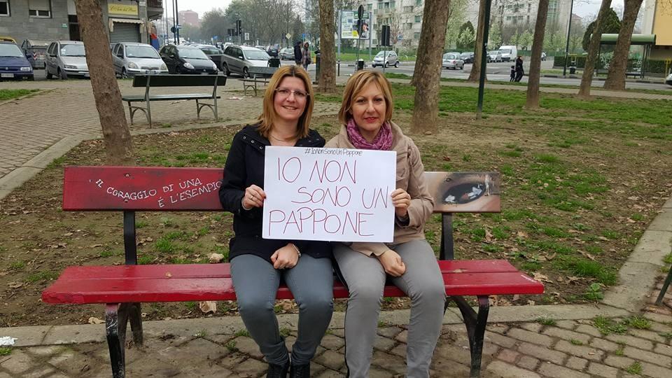 #iononsonounpappone Daniela Todarello