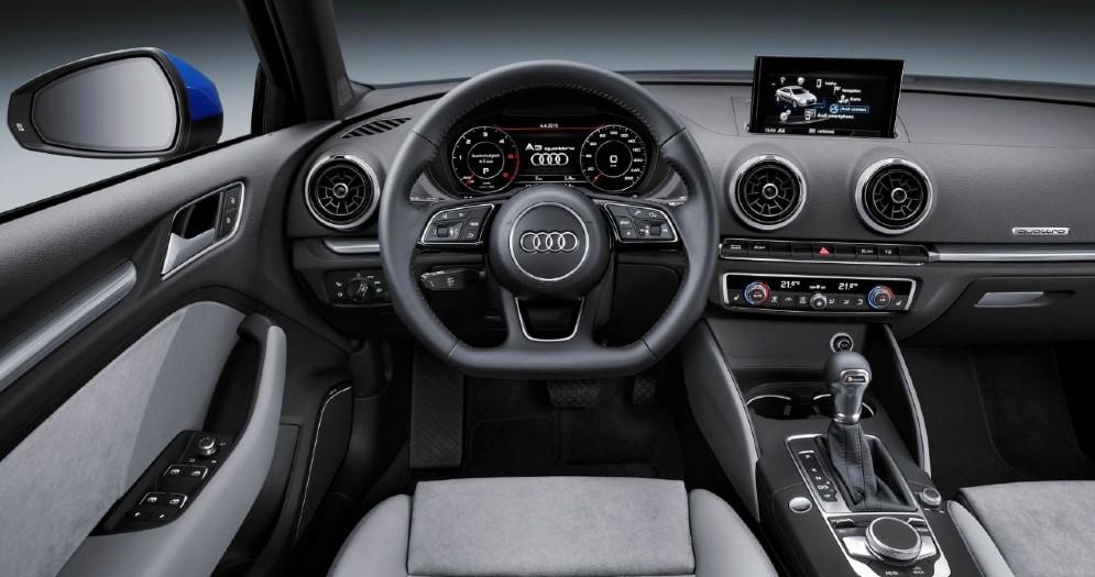 Audi A3 2016 - interni