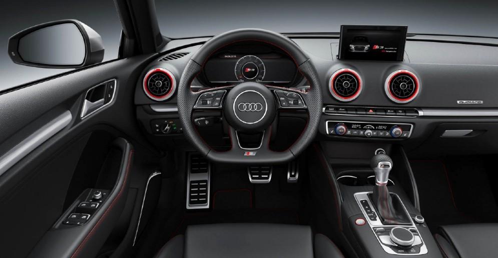 Audi S3 2016 - interni