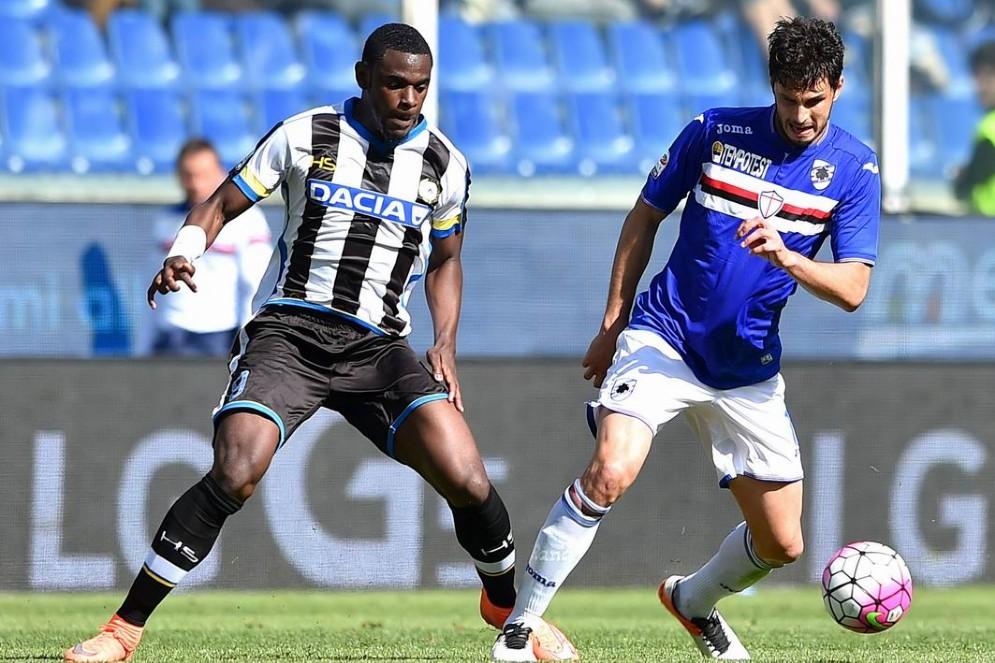 L'Udinese esce sconfitta dallo stadio di Genova