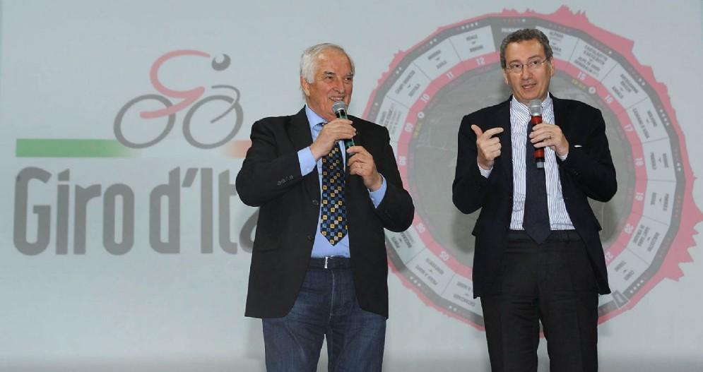 Presentata a Cividale la tappa del Giro d'Italia