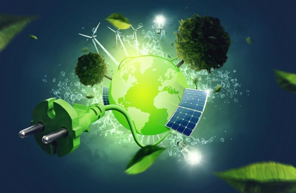 Pannelli solari producono energia con la pioggia
