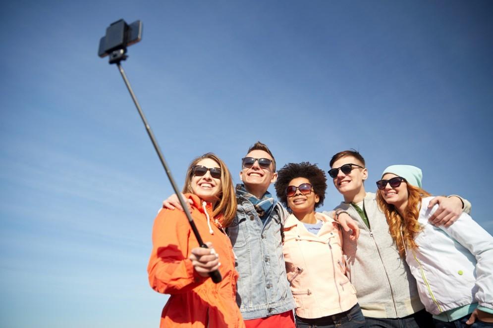 I selfie saranno virtuali