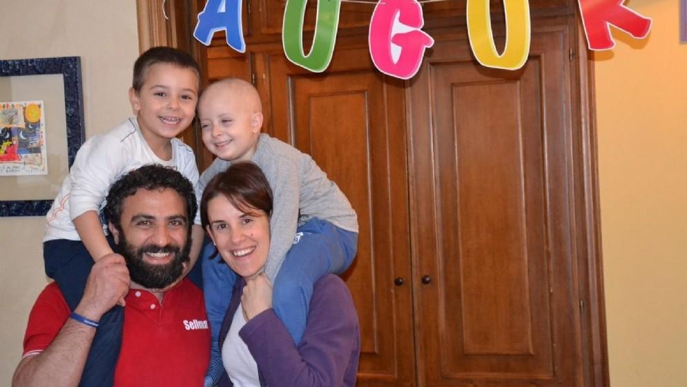 La splendida famiglia Nisticò