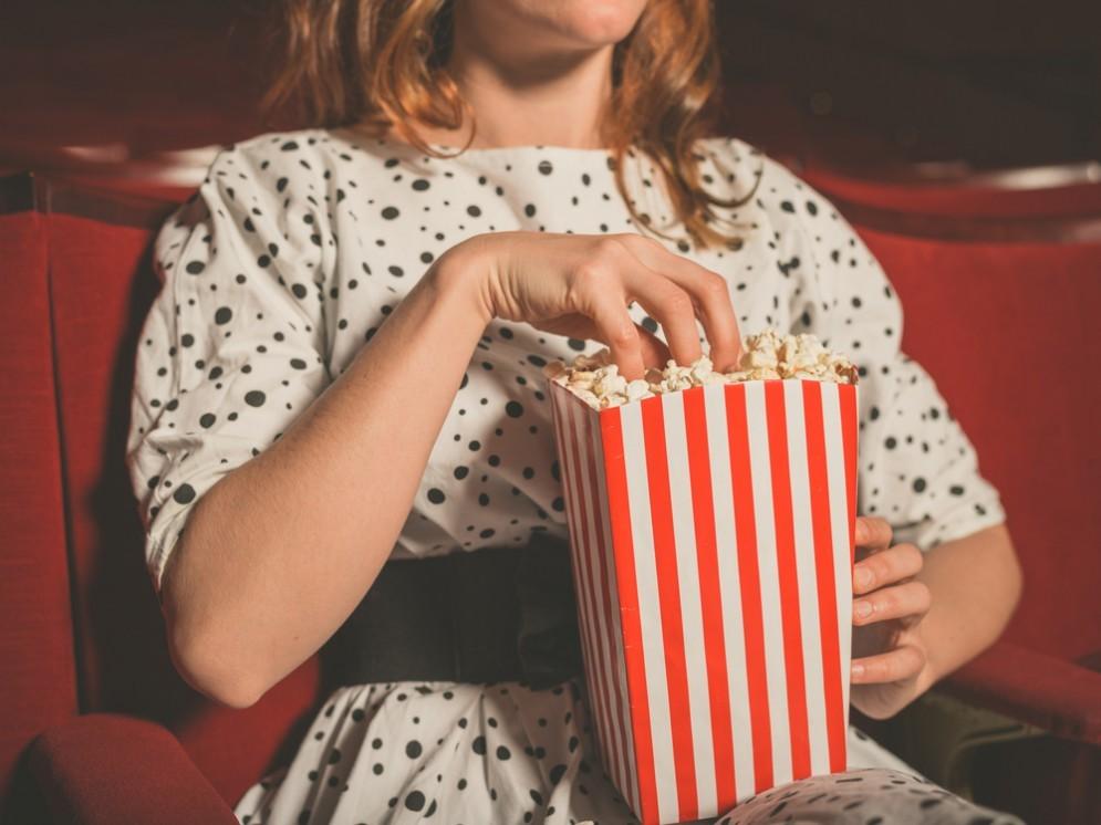 Smartphone anche al cinema
