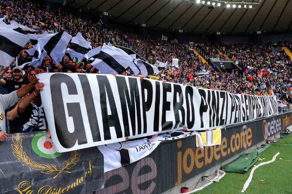L'omaggio a Giampiero Pinzi