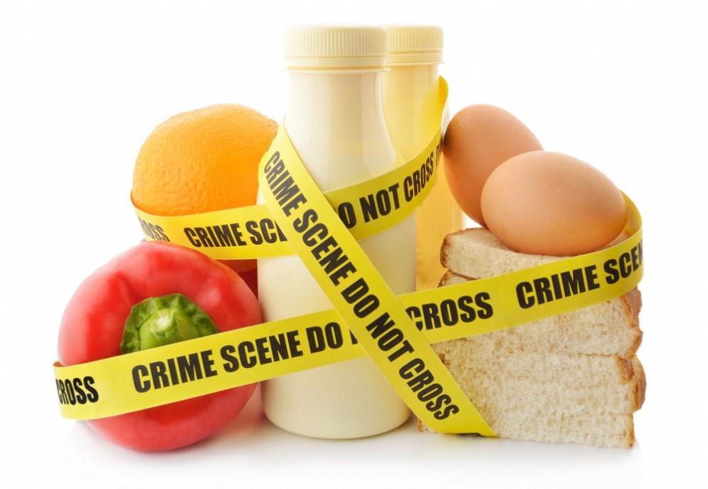 Allergie alimentari: troppi additivi nei cibi