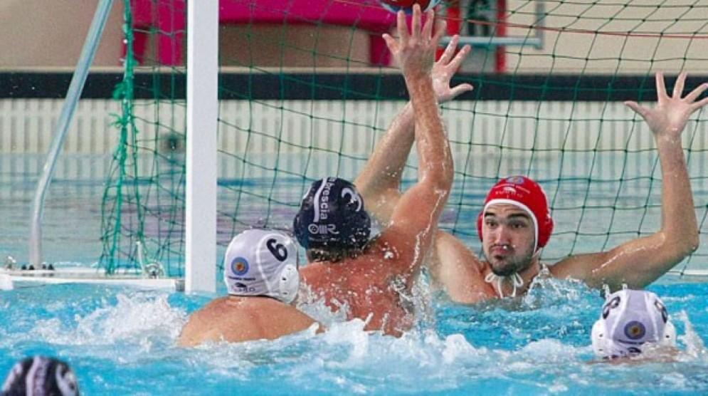 Trieste esca sconfitta dalla piscina di Mompiano