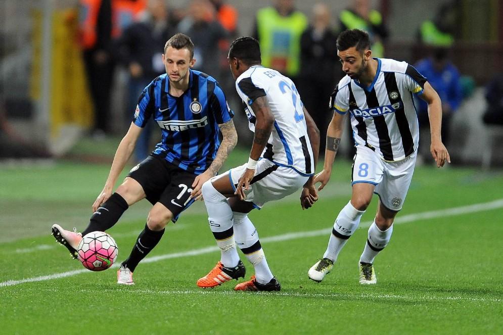 Le immagini della sfida tra Udinese e Inter