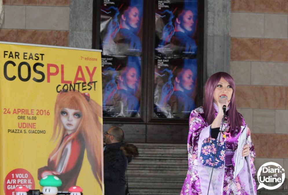 Nuova edizione del Cosplay Contest nell'ambito del Feff 18 (© Diario di Udine)