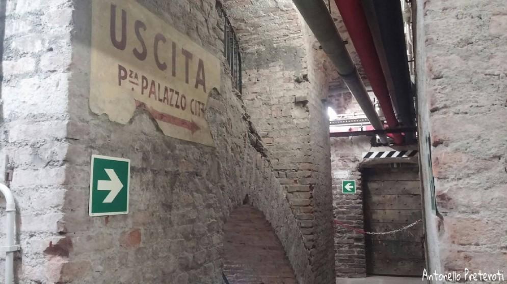 Rifugio antiaereo Palazzo di Città
