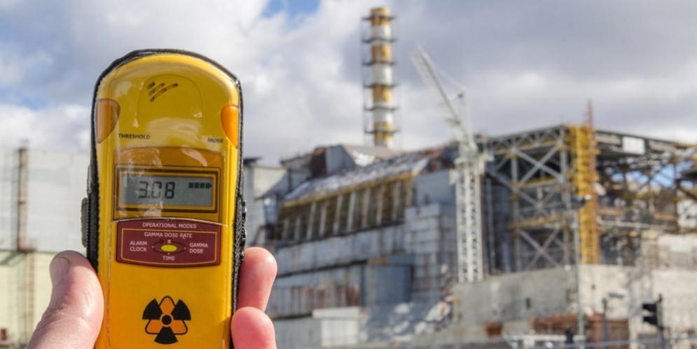 La centrale atomica di Chernobyl