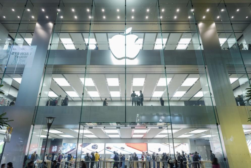 Cala il fatturato di Apple