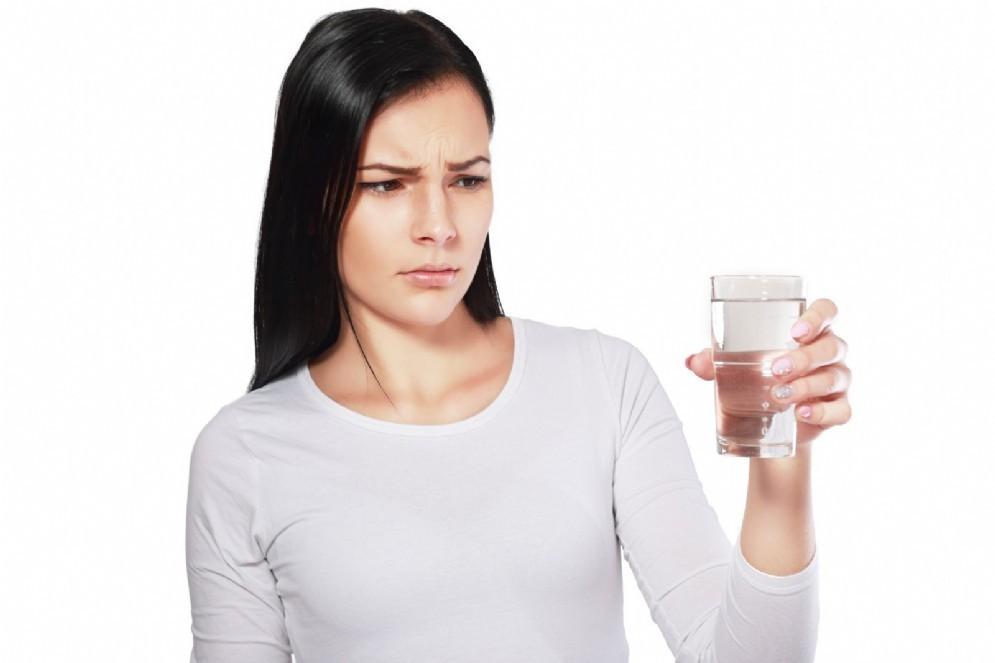 Acqua potabile contaminata